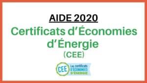 Certificats d'Économies d'Énergie CEE Actif Confort 68 rue de l'ambassadeur 95610 Eragny sur Oise 01 30 37 01 08