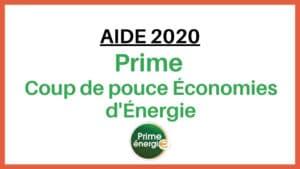 PRIME coup de pouce économie d'énergie Actif Confort 68 rue de l'ambassadeur 95610 Eragny sur Oise 01 30 37 01 08